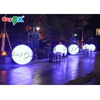 Wholesale Lifelike Hanging led Inflatable Balloon For Outdoor  Advertising Event Decoration for sale