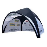 China Customized Air Inflatable Advertising Tents 10x10ft/15x15ft, Eye Catching Appearance Promotion Canopy Tent on sale