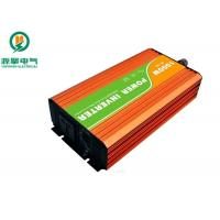 Light Pure Sine Wave Power Inverter 1000W Built In Intelligent Temperature Controlled Fan Manufactures