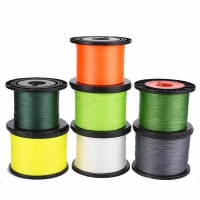 Buy cheap UHMWPE colored/dyed yarn,colorful synetic fiber for braided fishing lines from wholesalers