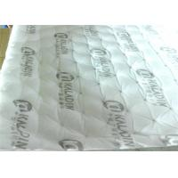 White Sound Absorbing Cotton Sound Absorb Fabric Insulation  20mm For Car Manufactures