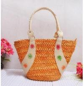 China Fashion Lady Straw Bag (T838) on sale