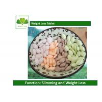 OEM Weight Loss Diet Pills Slimming Tablet For Detox / Cleanse Colon Manufactures