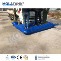 Molatank PVC Collapsible Water Reservoir Bladder Tank for Truck Base Transportation and Platform Manufactures