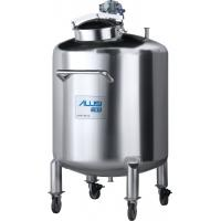 Stainless Steel Storage Tanks with Heating System Manufactures