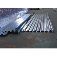 Corrugated Waves Bending Metal Sheet Roof Roll Forming Machine PLC Control System Manufactures