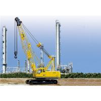 XCMG brand Durable Mobile Hydraulic Crawler Crane QUY50 , Tracked Lattice Boom Crawler Cranes Manufactures