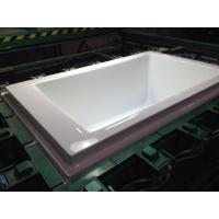 China acrylic bathtub vacuum forming machine Manufactures