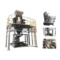 Open Bag Automatic Bag Packing Machine For Dextrose / Maltodextrin / Sorbitol Powder Manufactures