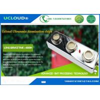 Ultrasonic Water Atomizer For Humidifying , Cooling , Disinfection And Deodorization Manufactures