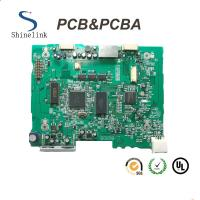 Buy cheap Electronic turnkey pcb assembly prototype , circuit board assembly from wholesalers