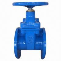 Cast Iron Gate Valve with Resilient Seat Manufactures