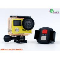 WIFI Remote Control Dual Screen Waterproof Camera 4K H8RS 12MP Ultra For Diving Manufactures