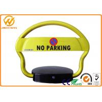 Anti Rust Parking Space Lock , Waterproof Remote Control Automatic Car Parking Space Barriers Manufactures