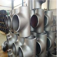 NPT Threaded 304 Class 150 Stainless Steel Casting Tee Manufactures