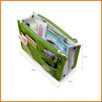 China polyester travel organizer bag in bag from china factory on sale