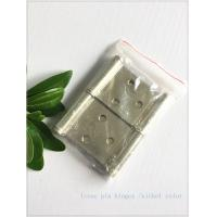 """3"""" Np Pivot Soft Close Hinges , Heavy Duty Hinges 2 Pieces 3 Holes High Security Manufactures"""
