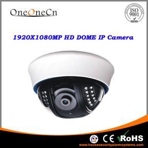 China 1.3MP Internet Surveillance Camera , Outdoor IP CCTV Dome Camera on sale