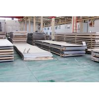 TISCO Cutting 310S Stainless Steel Plates Cold Rolled / Hot Rolled SS Plate Manufactures