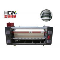 Calandra Roller Sublimation Heat Press / 1.7 m Wide Roll To Roll Heat Press Machine Manufactures
