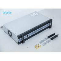 "DC / AC Isolation 1-6KVA 19"" 2U Pure Sine Wave Power Inverter , High Power Inverter Manufactures"
