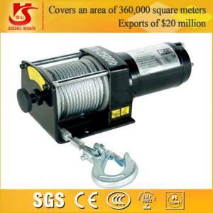 China ATV 1500lbs mini electric12 volt winch on sale