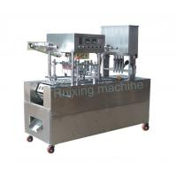 China Automatic Barreled Liquid Sealing Machine for  Paper Napkin / Baby Wipes on sale