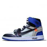 """Wholesale Cheap Air Jordan Retro 1  """"Off-White"""" Basketball Shoes & Sneakers for Sale Manufactures"""