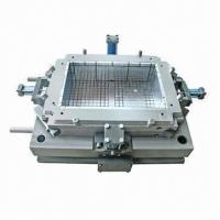 HASCO Mold Base Plastic Injection Mould , Plastic Extrusion Profile Case Cover Manufactures