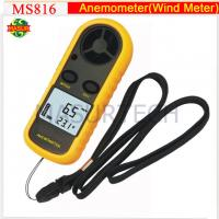 Digital Wind Anemometer MS816 Manufactures