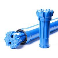 5 Inches Reverse Circulation DTH Drilling Tools , Rock Drill Steel And Bits Manufactures