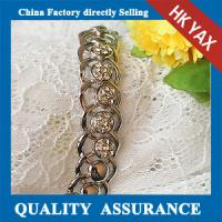 plated metal chain bracelet,metal chain bracelet new design, heavy metal chain bracelet Manufactures