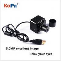 China 5.0MP HD720P Video Digital Microscope Eyepiece For Traditional Microscopes on sale