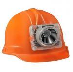 LED Miners Cap Lamp Plastic Material IP68 Waterproof For Hunting / Coal Manufactures