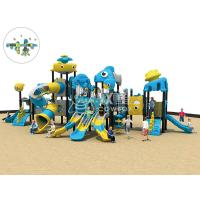 Free Design Safety 3-12 Years Old Plastic Kids Outdoor Park Playground MT-MLY0313 Manufactures