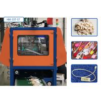 Power Saving High Speed Injection Moulding Machine For Clothes / Hang Tag String Manufactures
