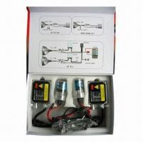 AC HID Conversion Kit with 3,000lm Luminous Flux and 3,000 hours Lifespan Manufactures