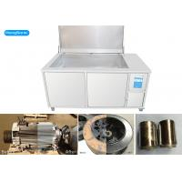 2.4KW 175L Industrial Ultrasonic Cleaner 6KW Heater Available 28KHz / 40KHz Manufactures