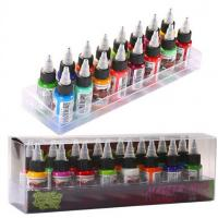 Long Lasting Vegan Tattoo Gun Ink Hypoallergenic For Tattoo Industry Personal Use Manufactures