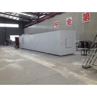 Cryogenic Air Separation Oxygen Nitrogen Gas Plant 76KW - 2800KW For Industrial Manufactures