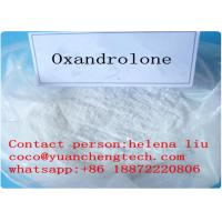 China Muscle Gain Anabolic Androgenic Steroid Powder Oxandrolone White powder on sale