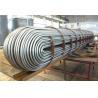 Buy cheap seamless stainless steel U pipe / U tube from wholesalers