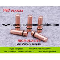 Buy cheap AJAN HPR240A plasma cutting machine parts / AJAN Nozzle / Electrode / Shield from wholesalers