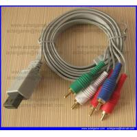Quality Wii component cable Wii game accessory for sale