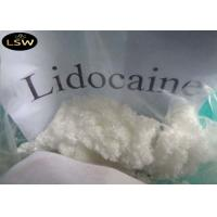 USP Local Anesthetic Drugs Lidocaine White Powder Manufactures