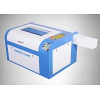 China Economical Type 40W 50W 60W CO2 Laser Engraving Machine For Wood And Acrylic on sale
