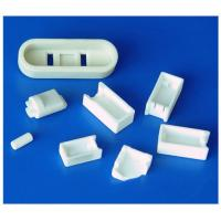 High Temperature / Frequency Thermal Casting / Dry Press Steatite Ceramic Capacitor Part Manufactures