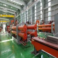 China Nonstandard Large OD Steel Pipe Making Machine on sale
