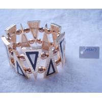 Alloy bracelet with epoxy Manufactures