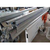 Precision Sliding Table Panel Saw Woodworking Machine With Scoring Blade Manufactures